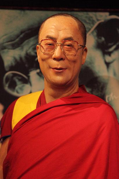 como water dalai lama