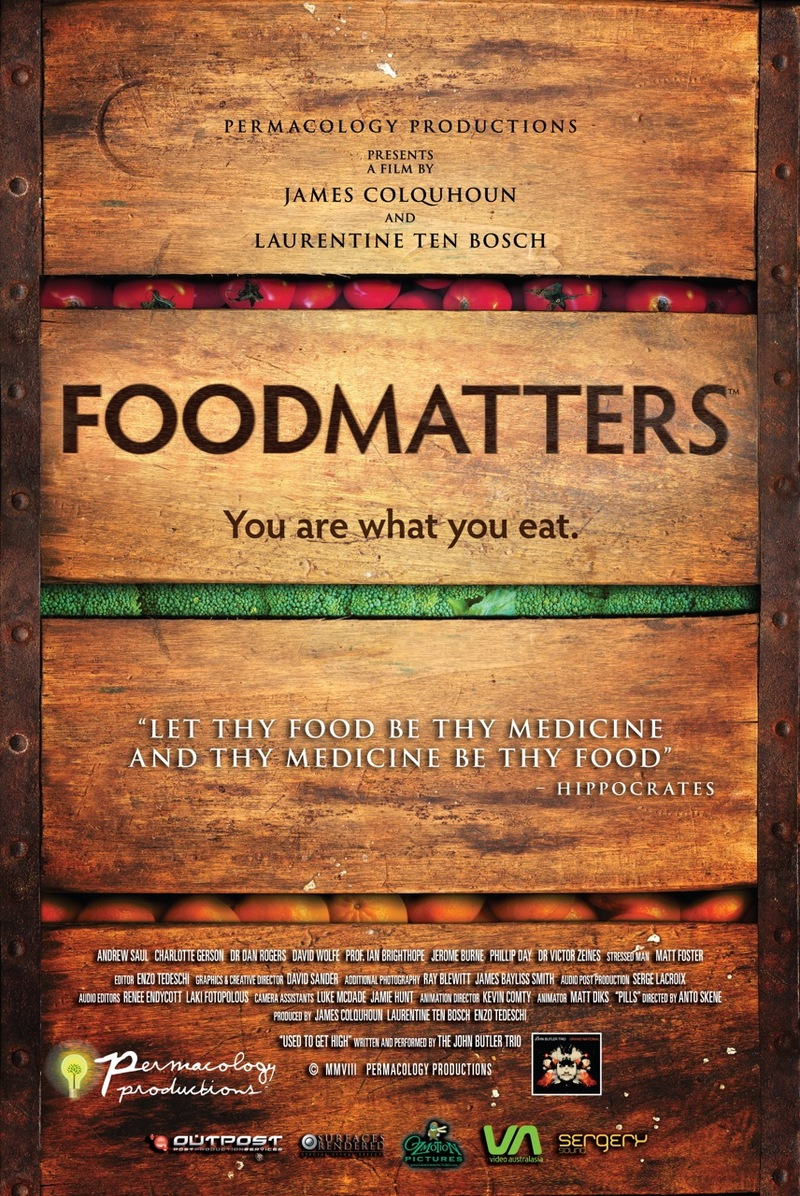 Food Matters   You Are What You Eat   Watch the Movie