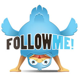 Follow Comowater on Twitter
